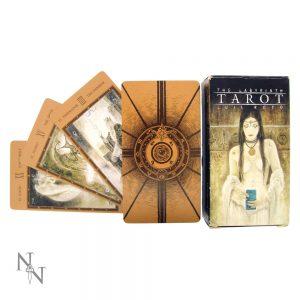 Labyrinth Tarot Cards